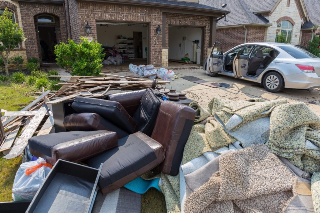 Water Damage Restoration and Mold Removal Experts in Lagol, California